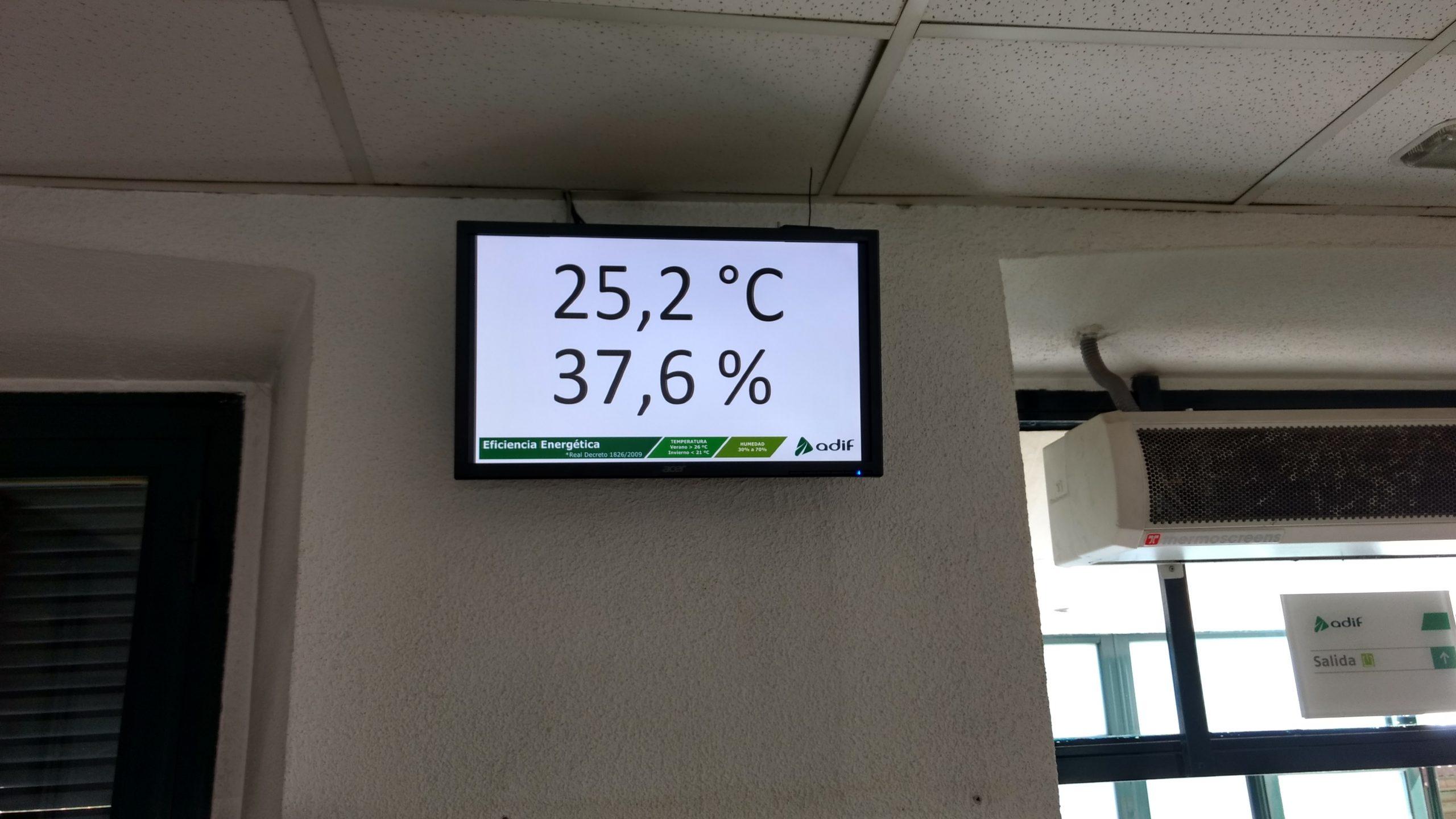 Calidad del aire en oficinas